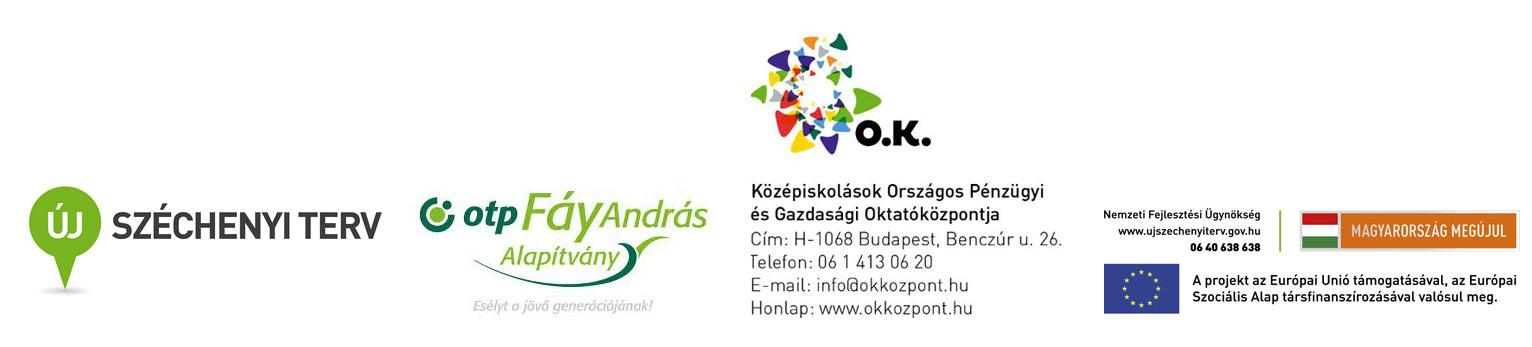 OK kozpont logo