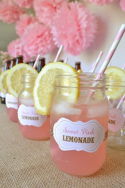Pink-Lemonade-Mason-Jars