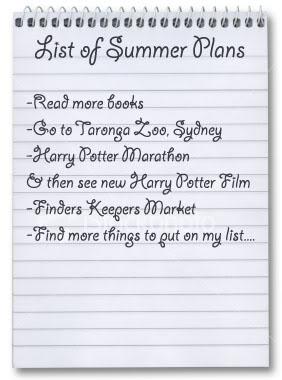 SummerPlanList
