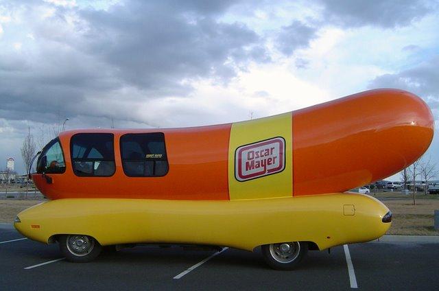 hot-dog-car