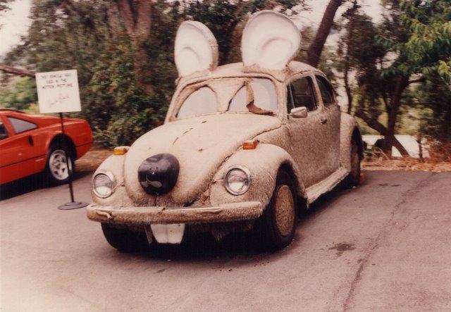 mouse-car