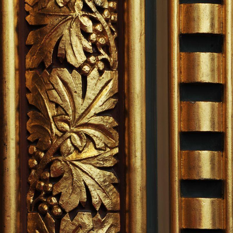 Door frame detail – Ajtókeret részlet