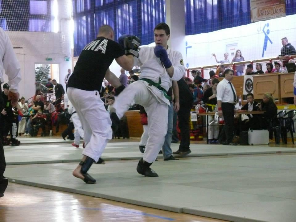 Vil�gkup�t nyert az �budai Jutsu Kai Kan SE