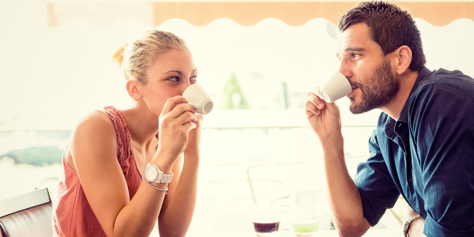 Példa a randevú-webhely üzenetére először