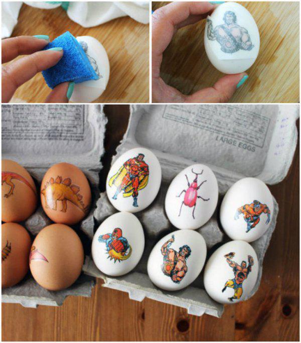 tetkó-tojás