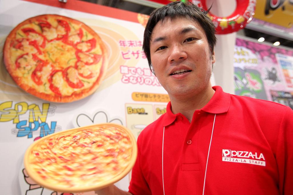 International Tokyo Toy Show 2010 Begins