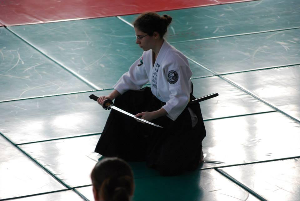 Sári és a Sekiguchi Ryu