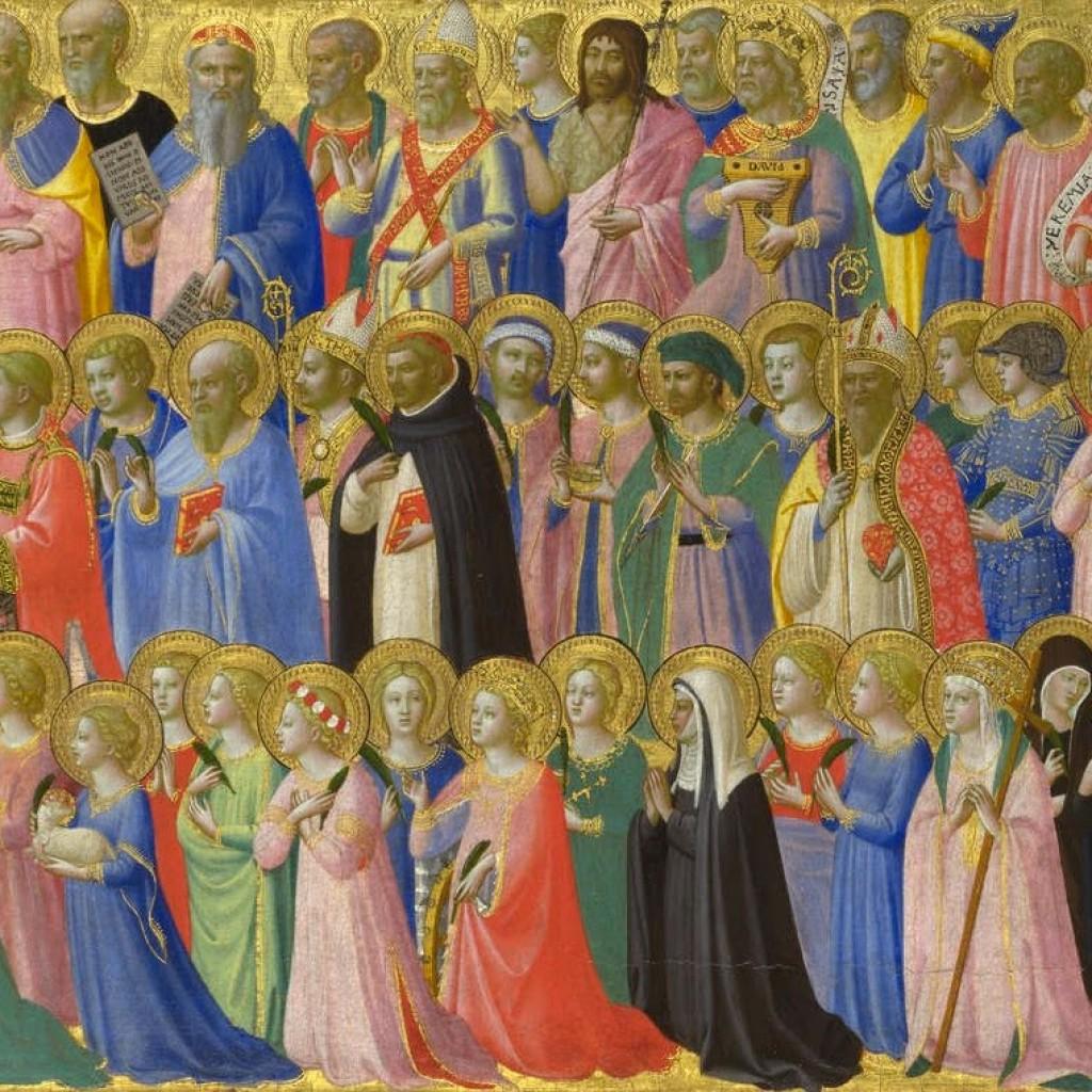 katolikus szentek