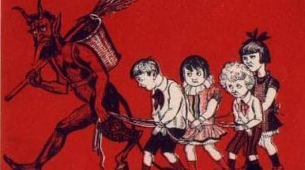 krampus_with_children