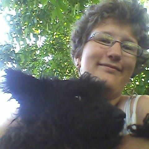 Kiss anikó Andrea és kutyusa