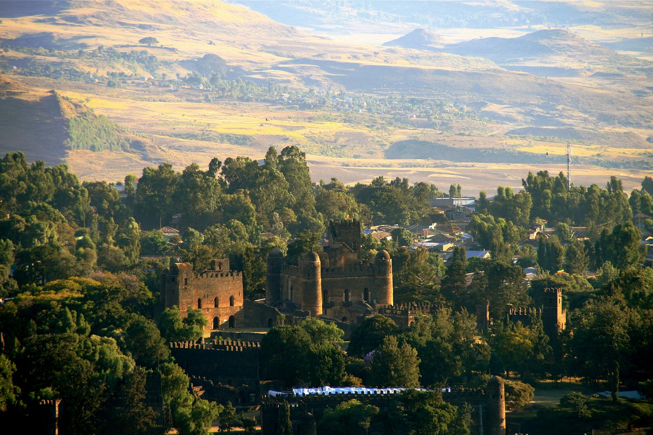 Etiópia, Gondar / Fotó: youramazingplaces.com