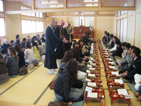 Randi japán ételeket
