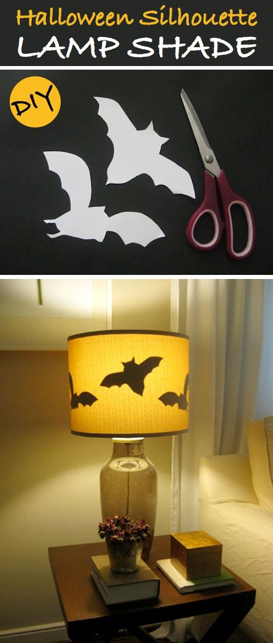 16-Easy-But-Awesome-Homemade-Halloween-Decorations-lamp-shade