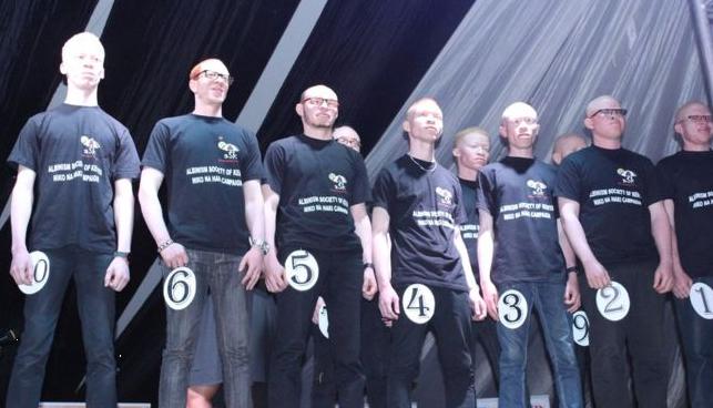 albínó6