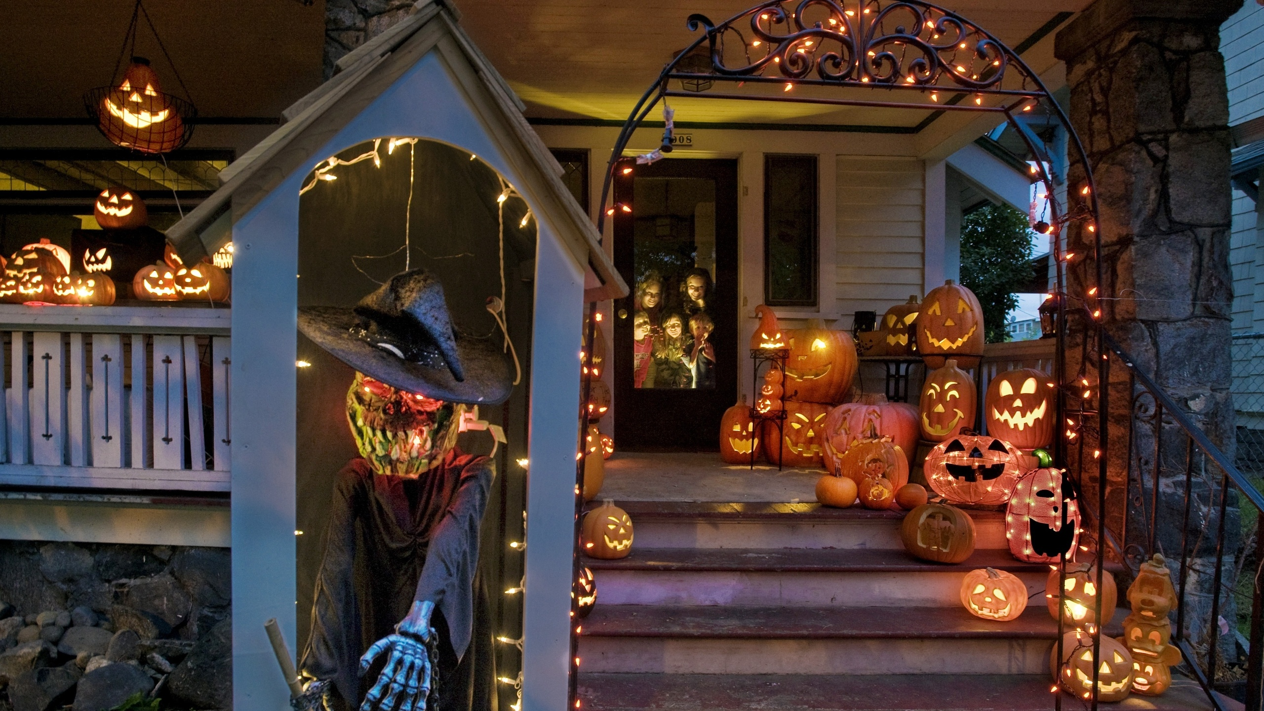 best places to go trick or treating hampton roads