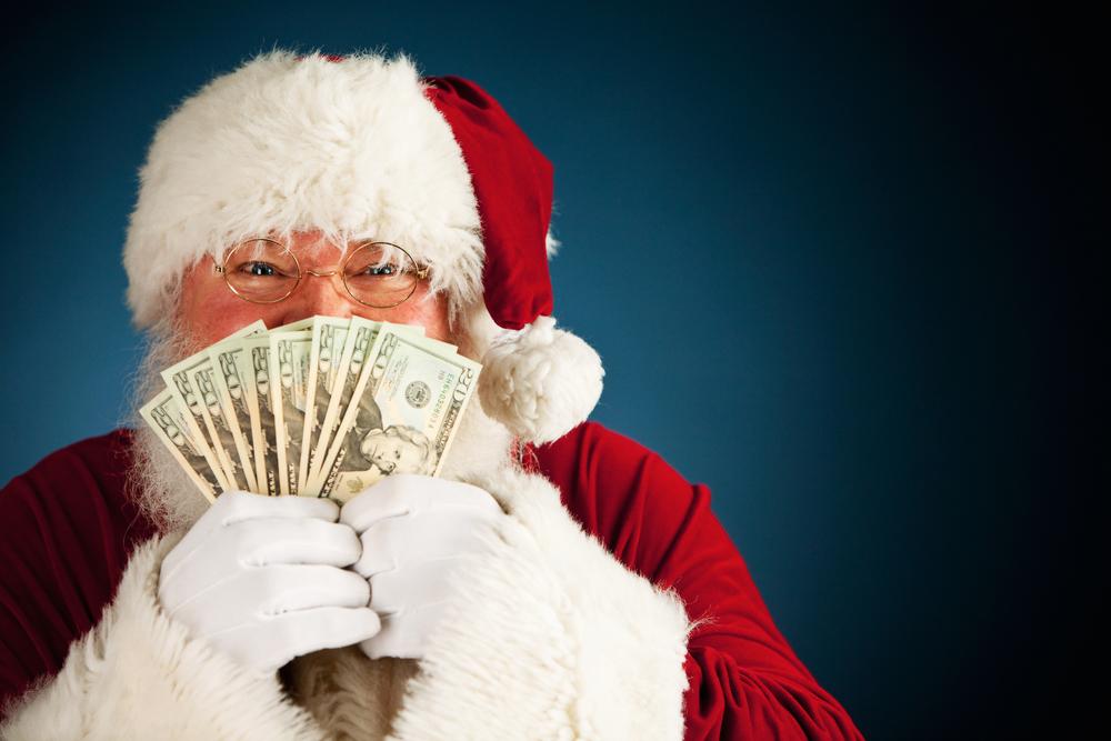 Stockphoto_-_mikulás_-_télapó_-_karácsony_-_pénz_-_bankjegy