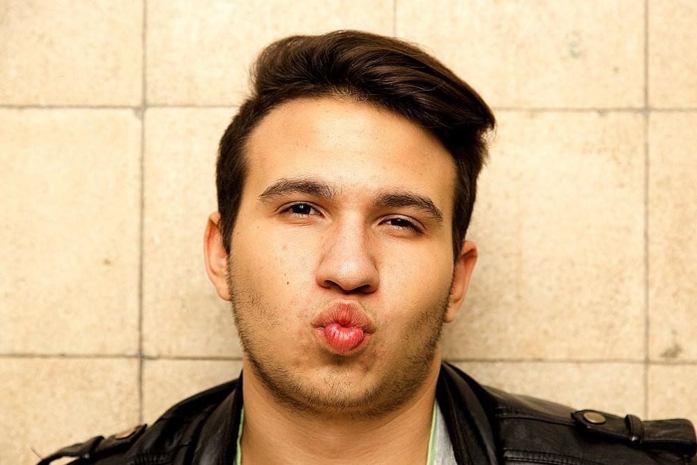 Bende_csók
