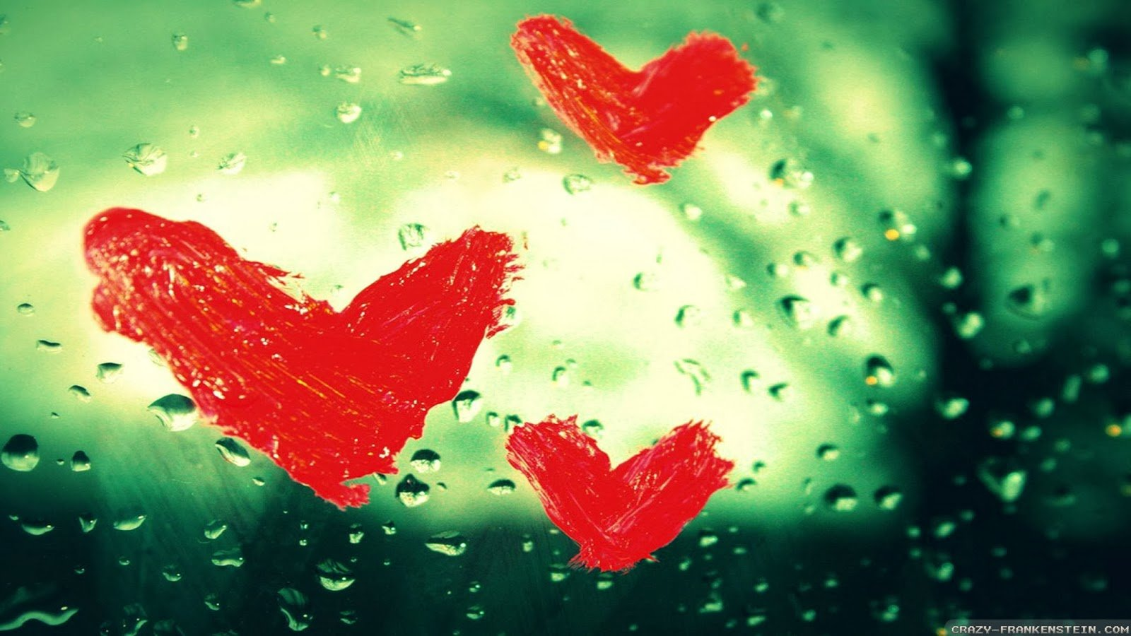 red-hearts-romantic-rain-wallpapers-2560x1440
