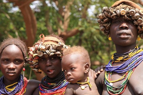 hogyan találkozik egy afrikai nő